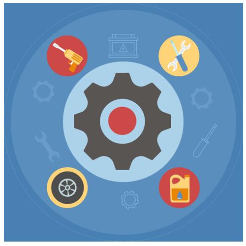 Engineering courses icon
