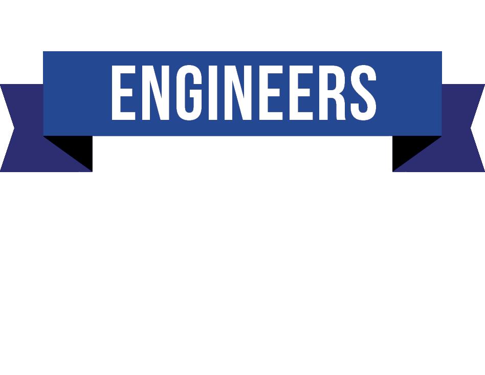 Engineers keep the world running