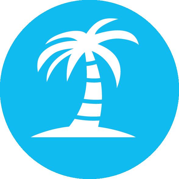 Tourism courses icon