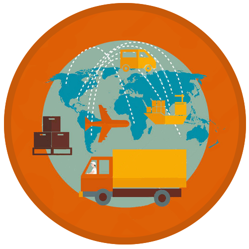 Supply Chain and Logistics courses graphic