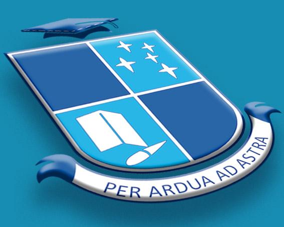 Oxbridge Academy Crest - Per Ardua Ad Astra