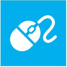 Computer courses icon